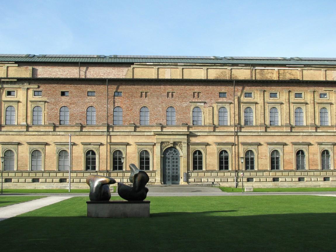 Музей Старая Пинакотека в Мюнхене