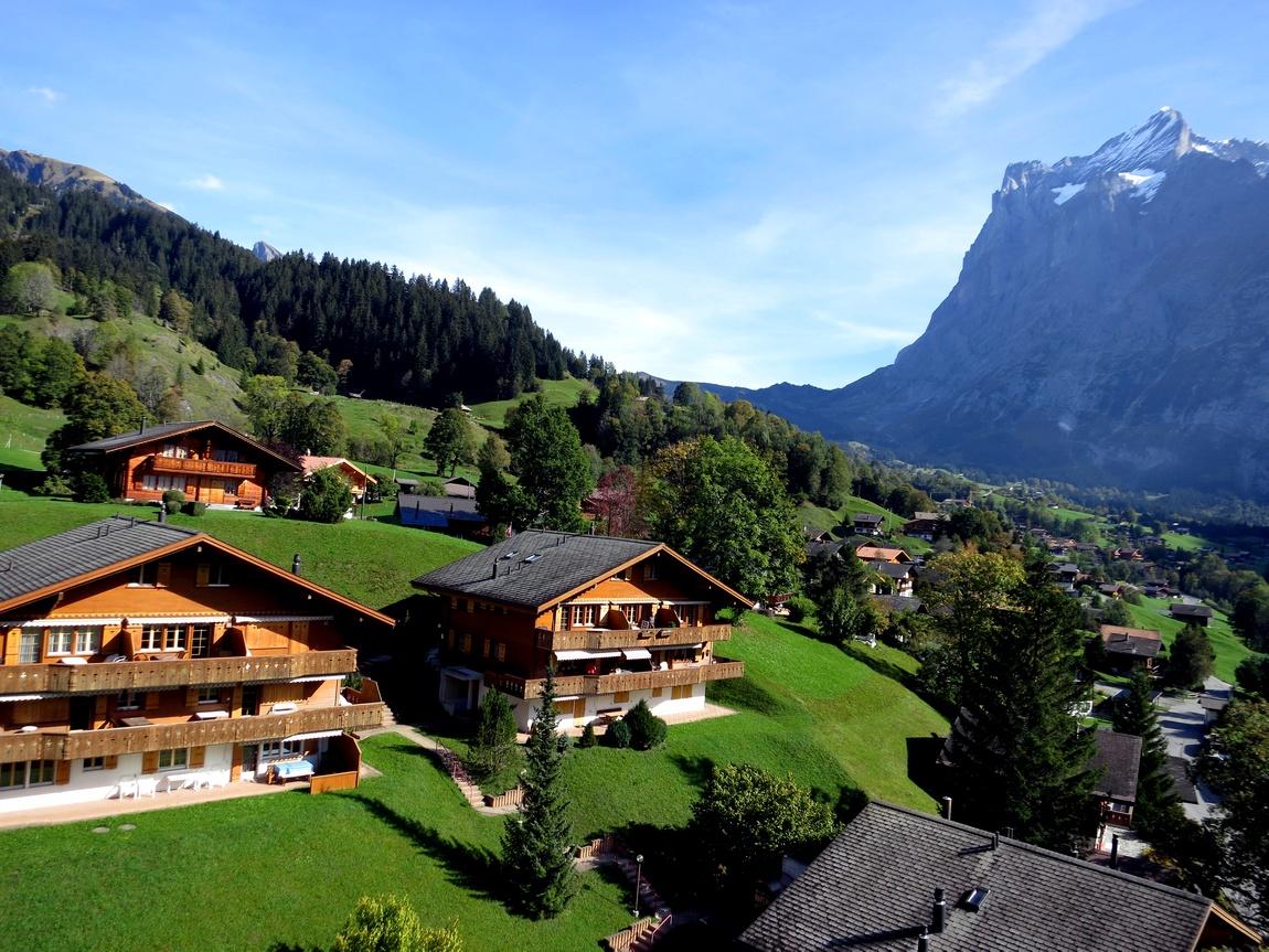 Гриндельвальд - Швейцария