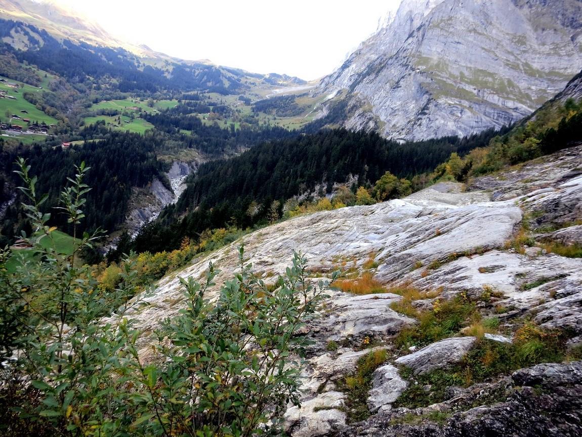 Селевые потоки в горах