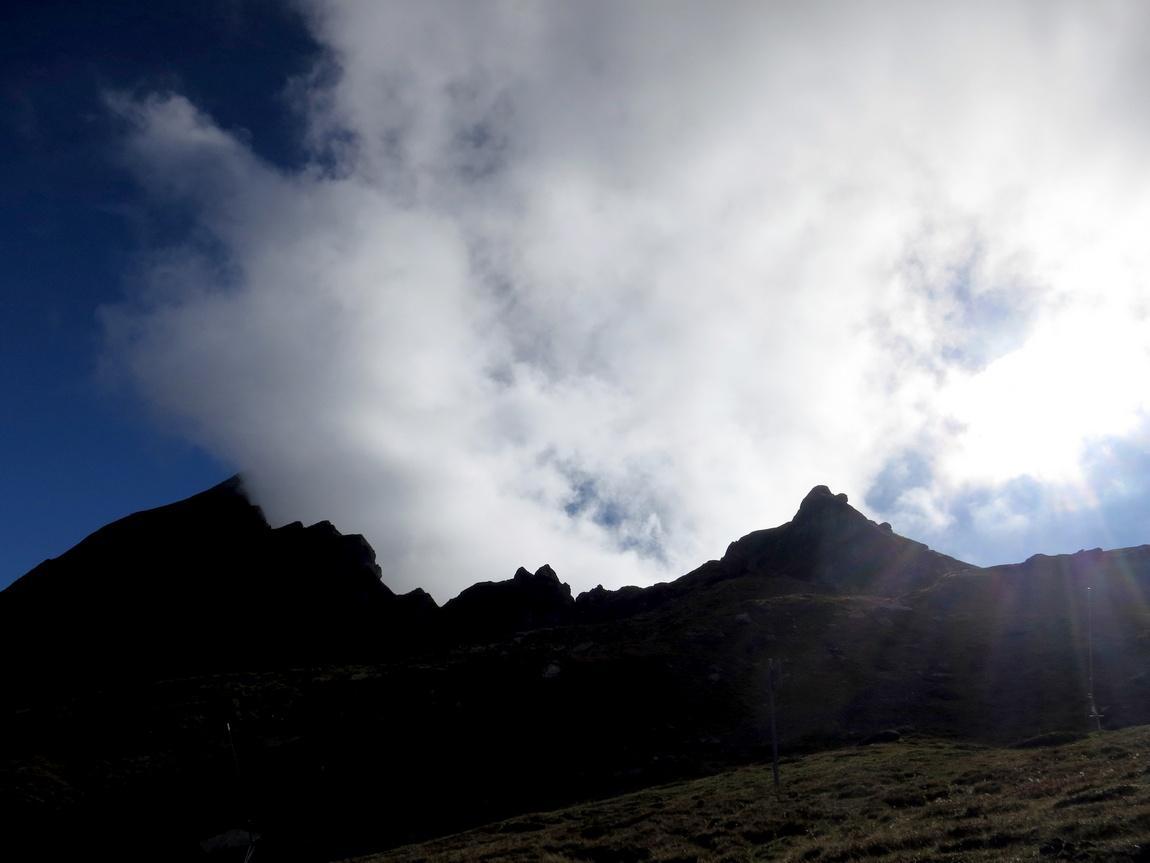 Горы Манлихен в Швейцарии
