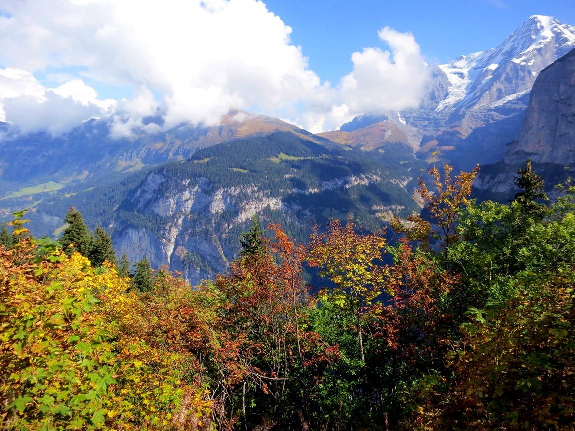 Бернские Альпы