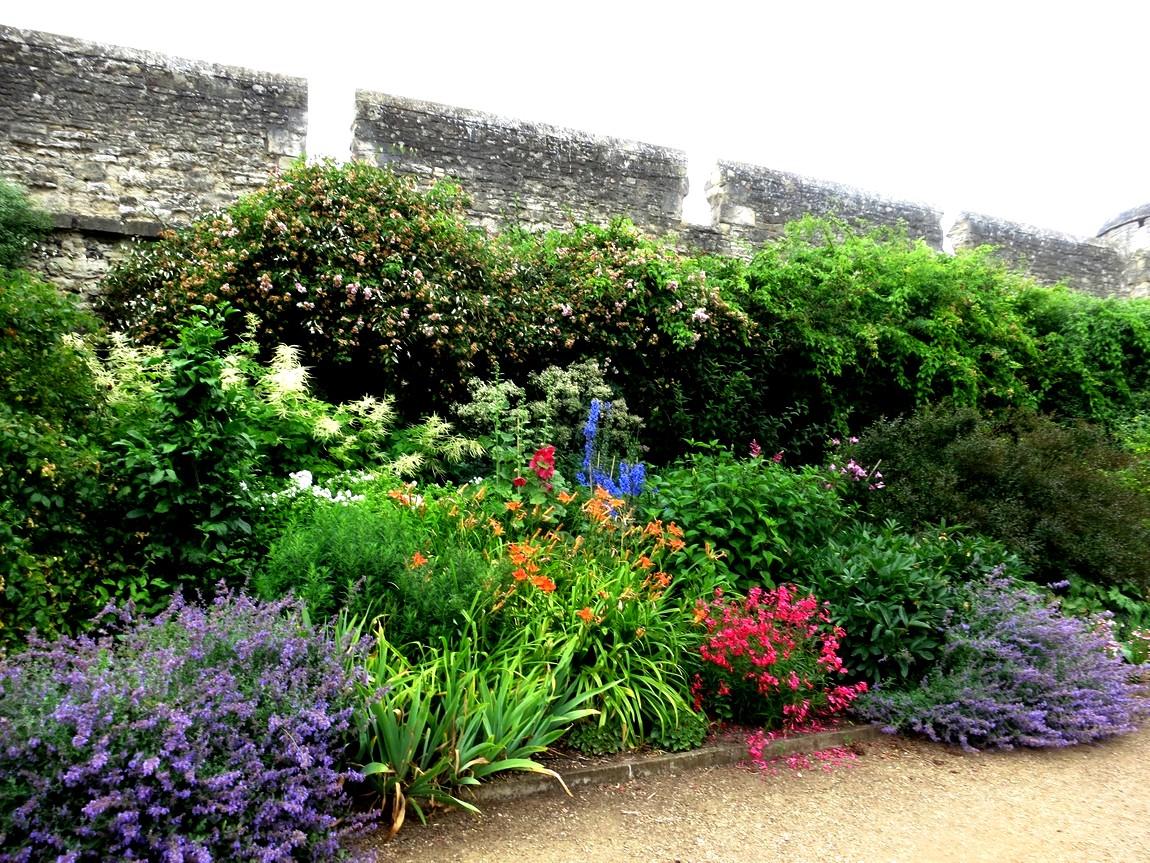 Цветники Англии