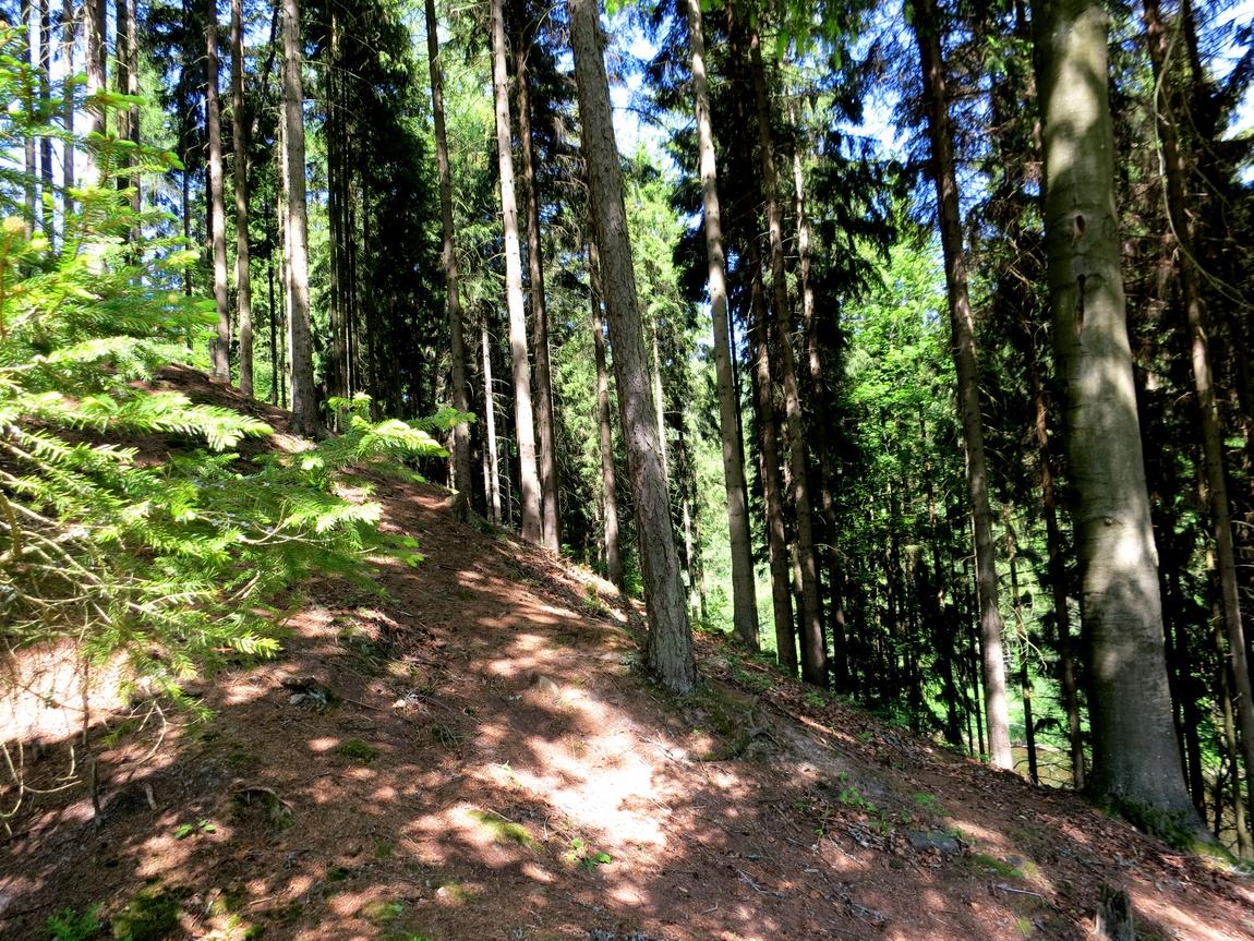 Сватошские скалы