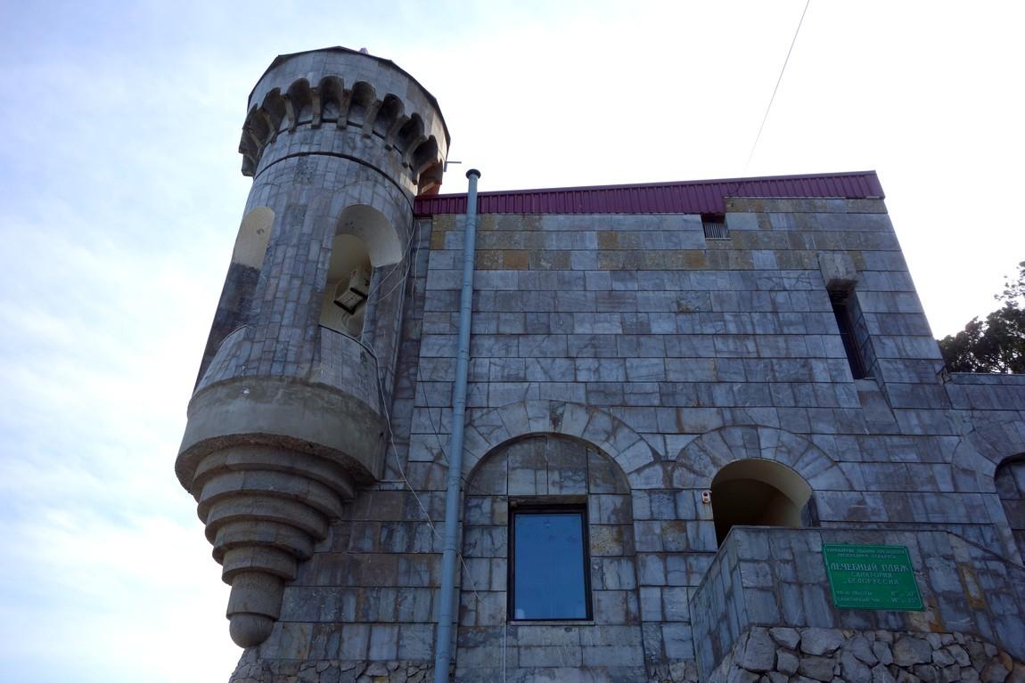 Архитектура с башенками