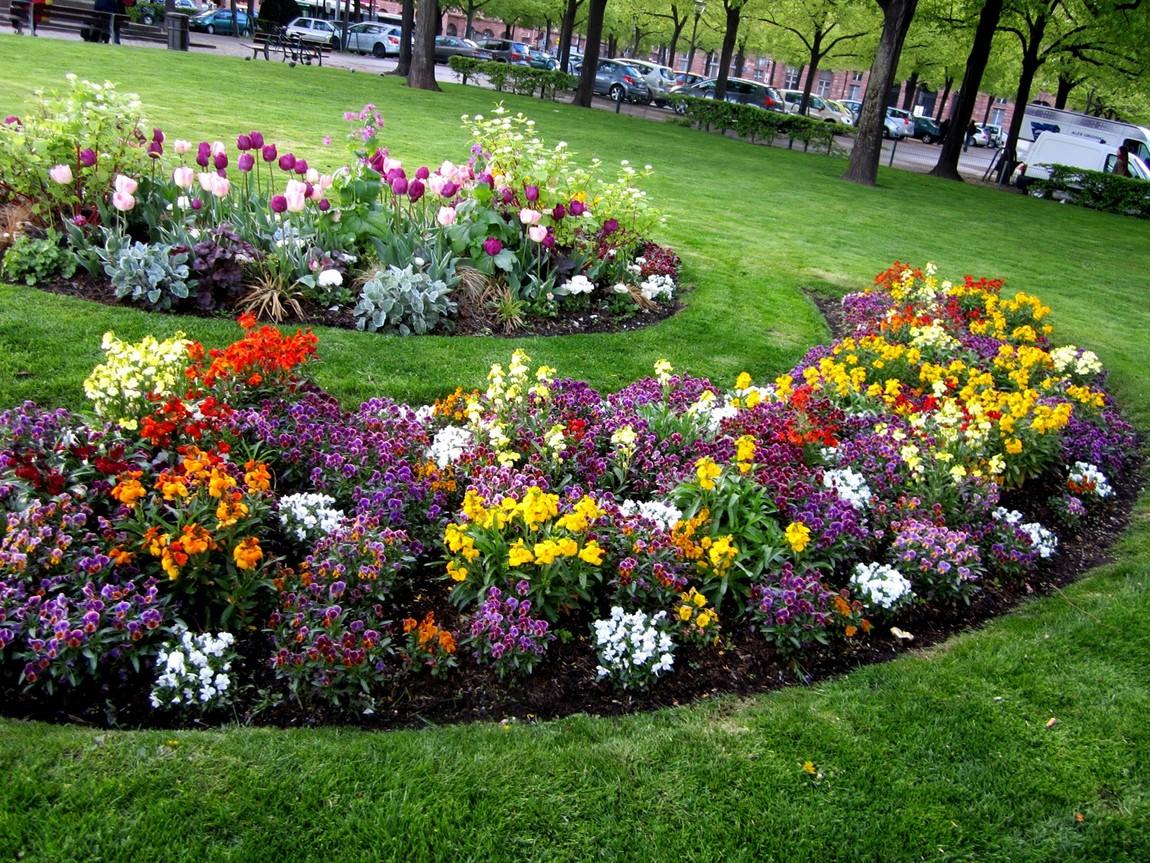 Парк в Германии