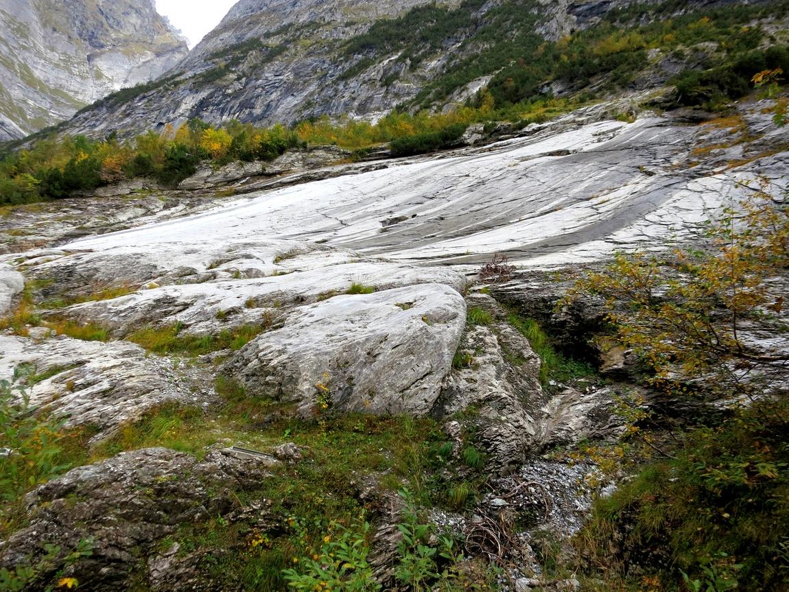 Селевые потоки в Швейцарии
