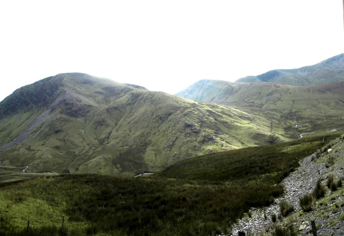 Гора Сноудон (Шотландия)