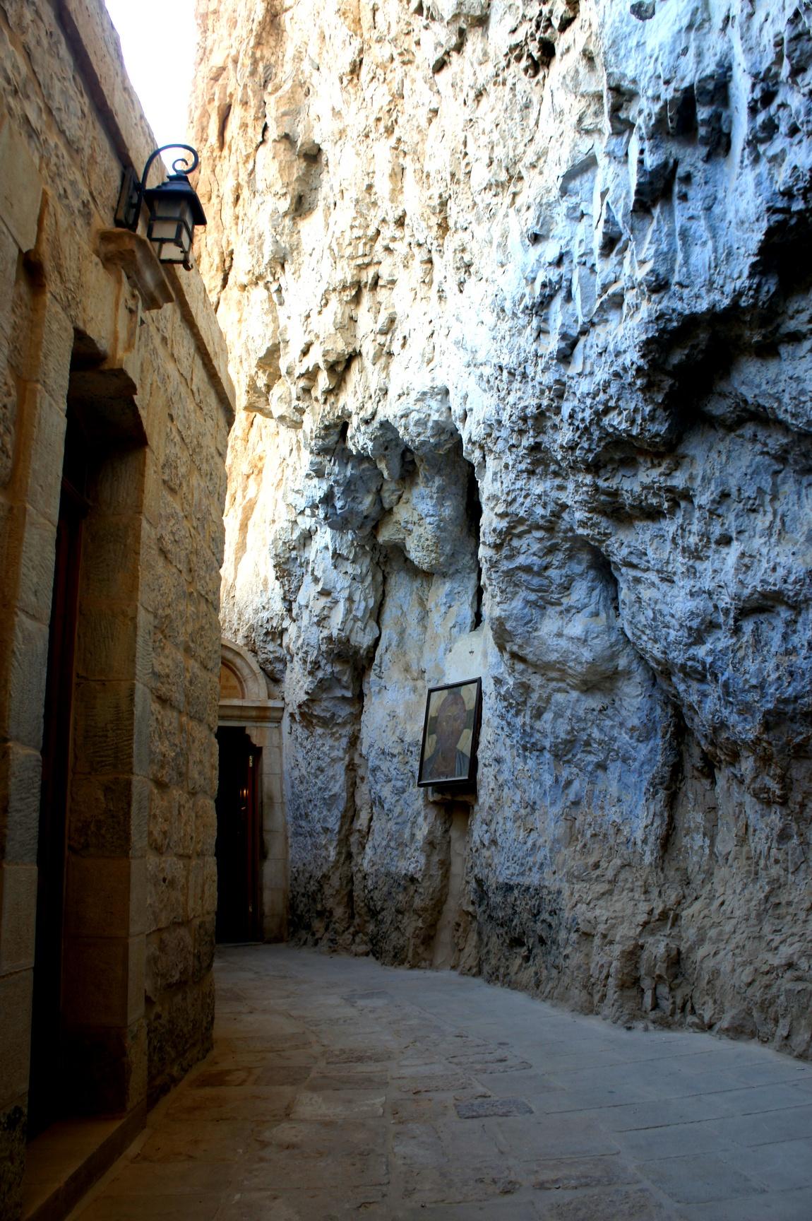 Гора Искушений (Каранталь) Израиль