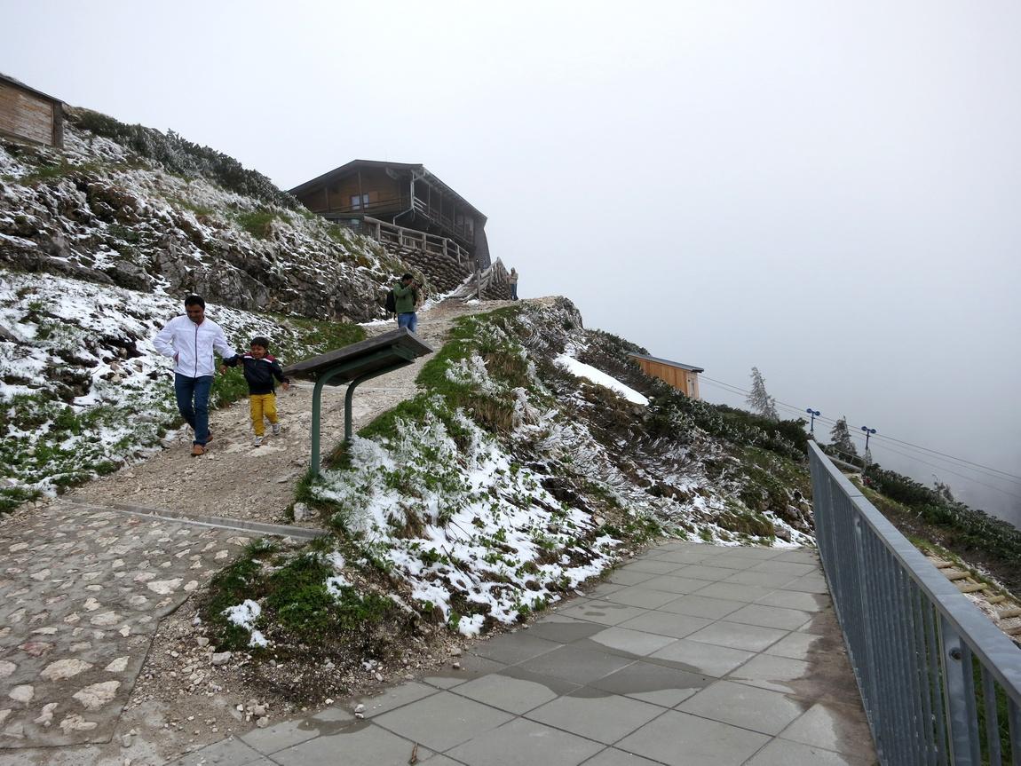 Гора Унтерсберг