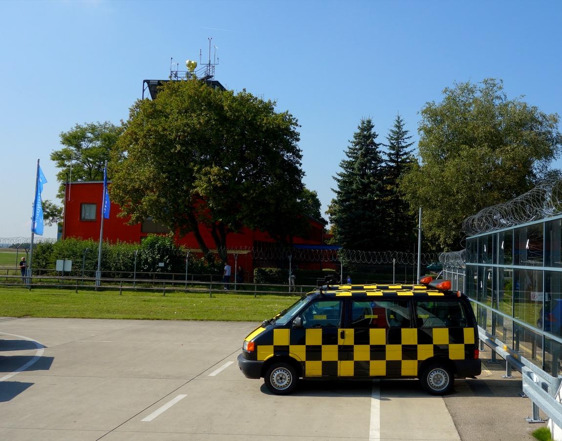 Аэропорт в Мемминген - Германия - такси