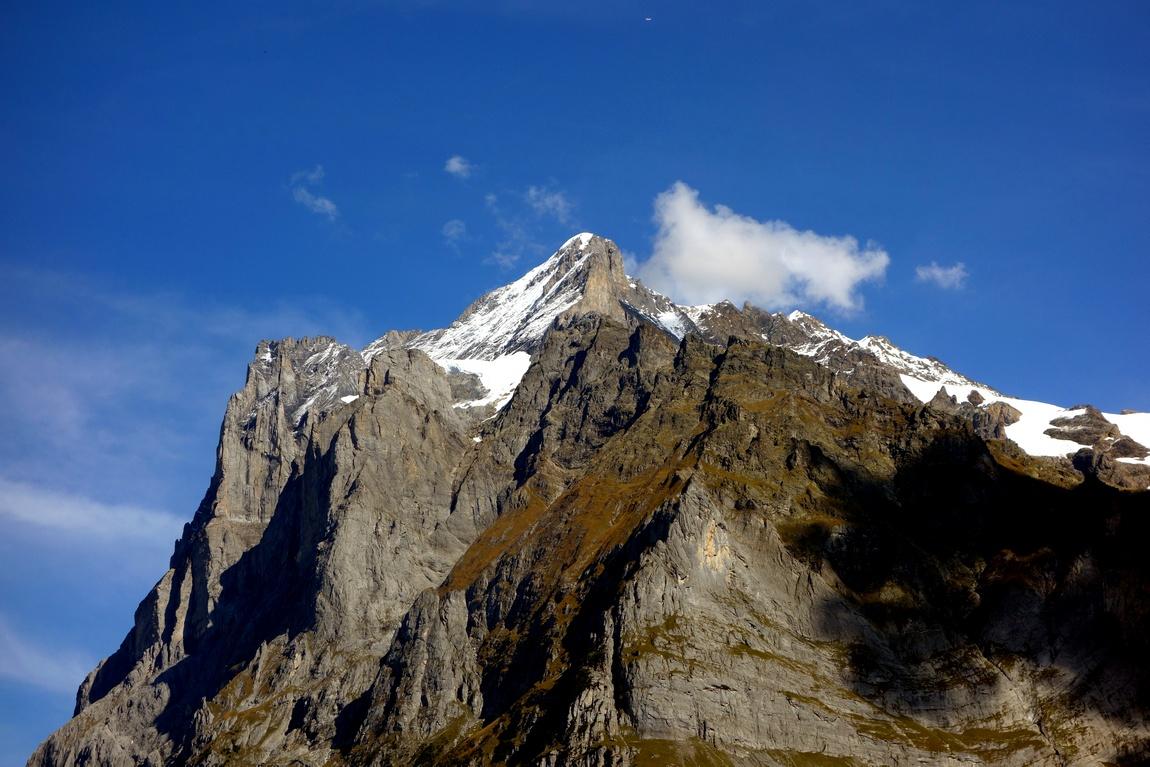 Гора Веттерхорн -Швейцария