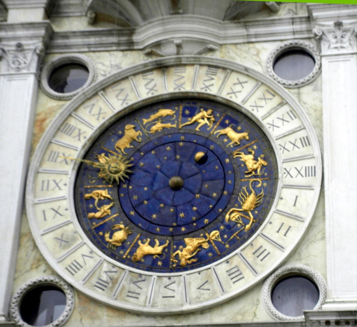 Часы - Венеция