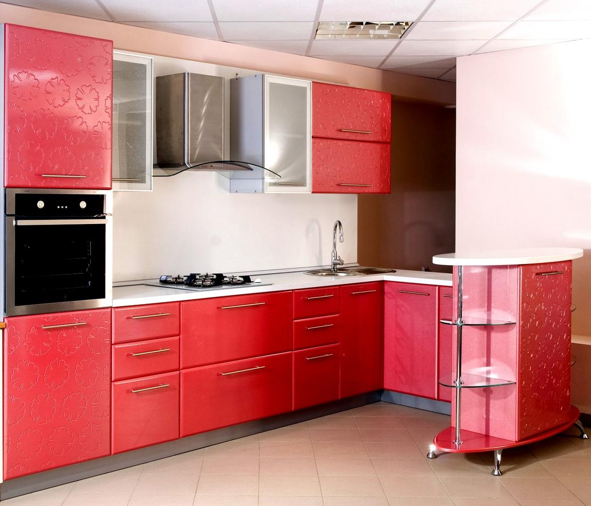 6Красная кухня