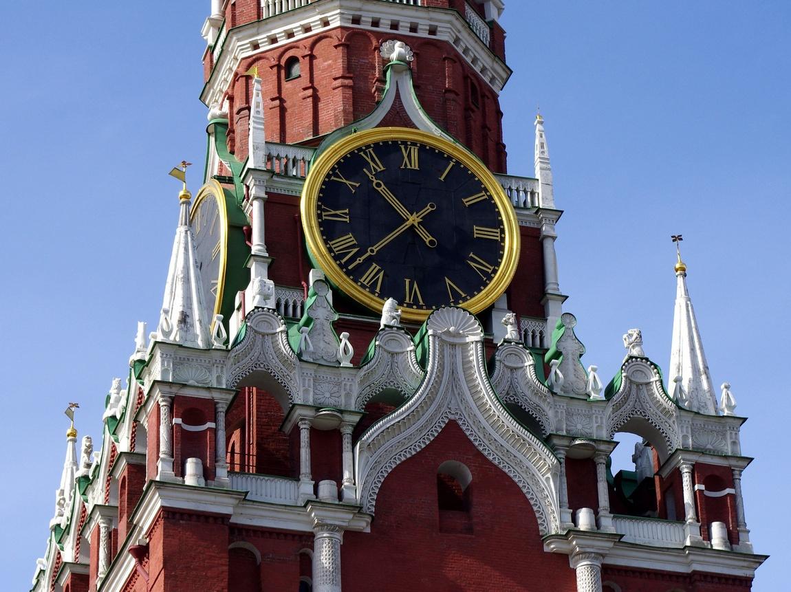 Кремлёвские часы