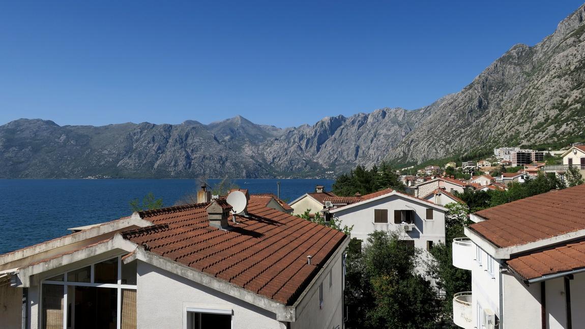 Бока-Которский залив в Черногории