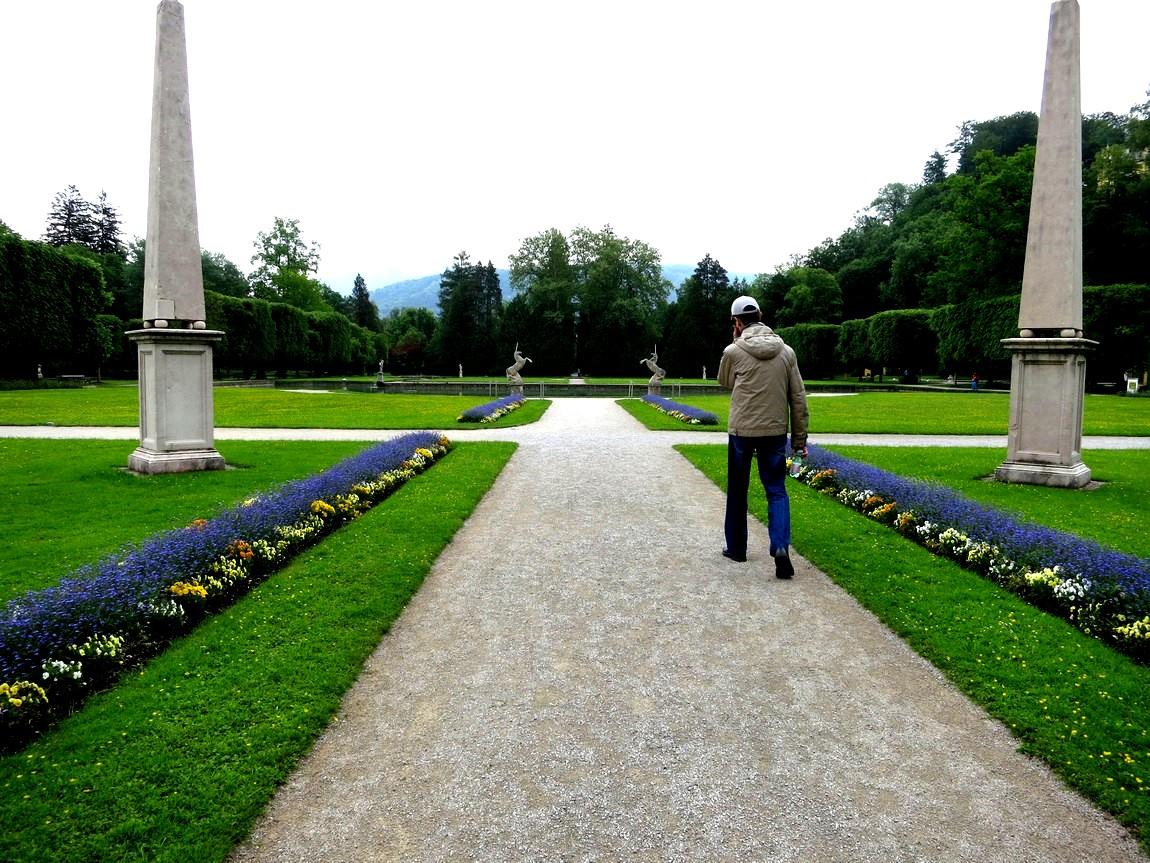 Парк в Австрии