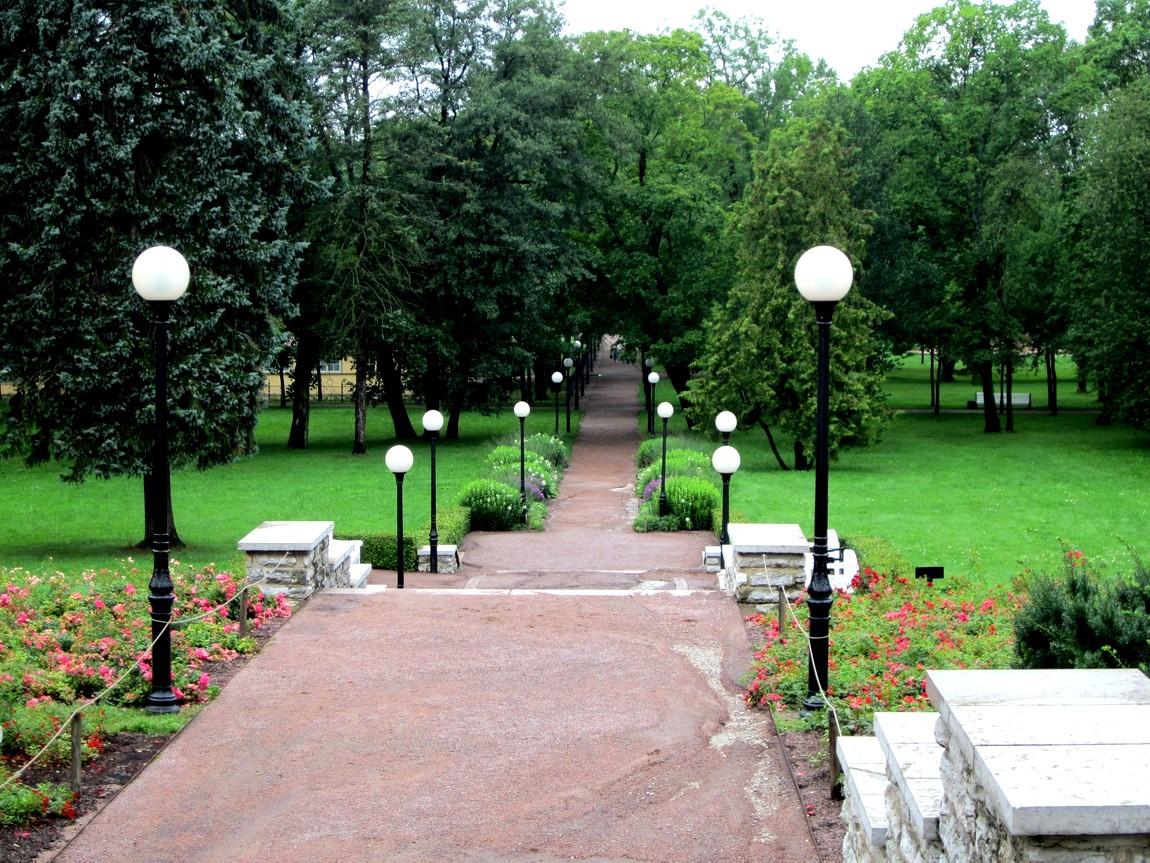 Парк - Таллин