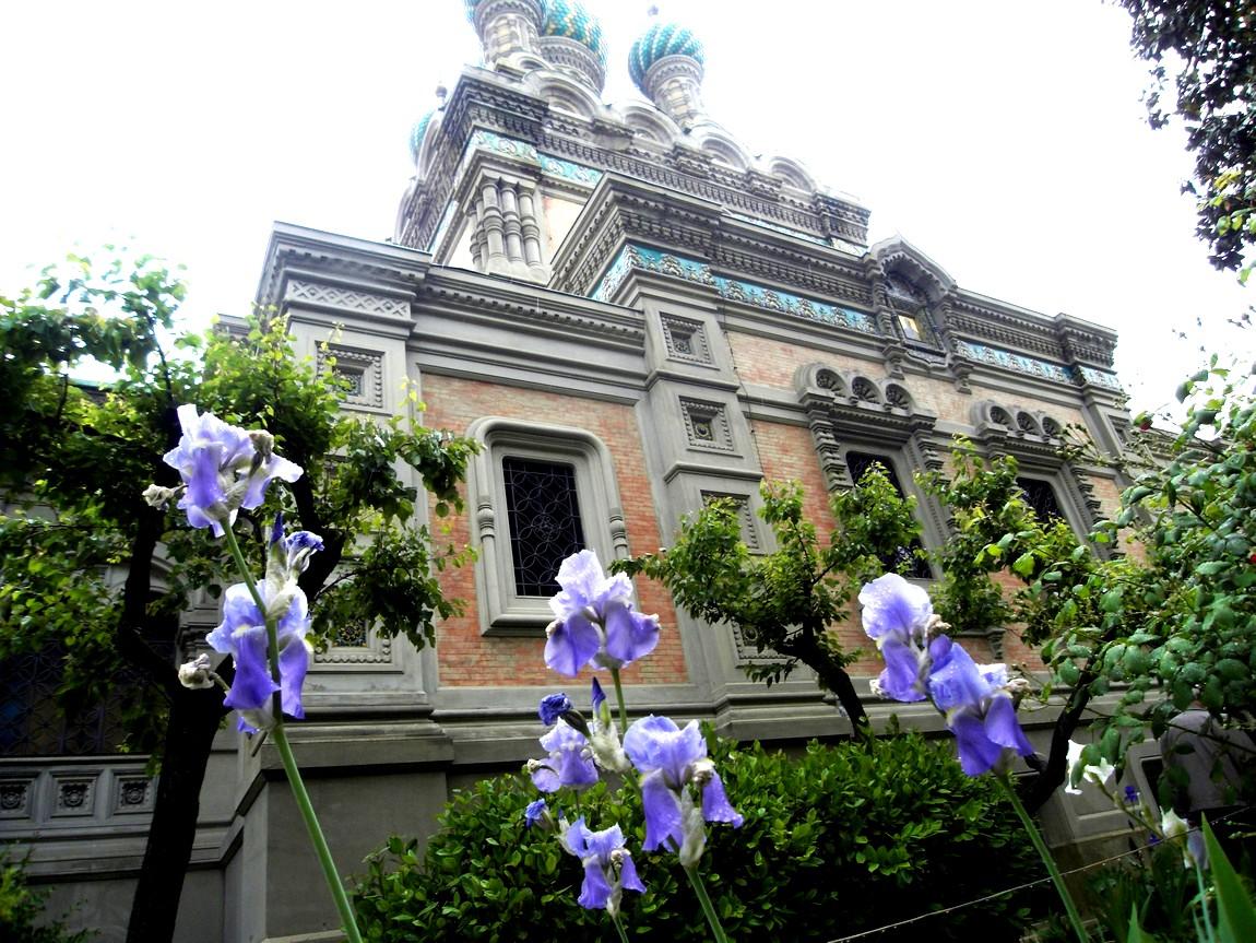 Италия -цветы