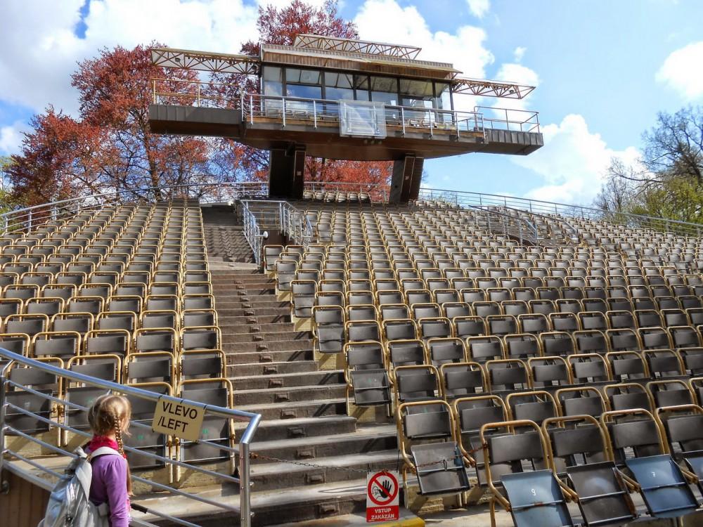 Театр круговой в Крумлове