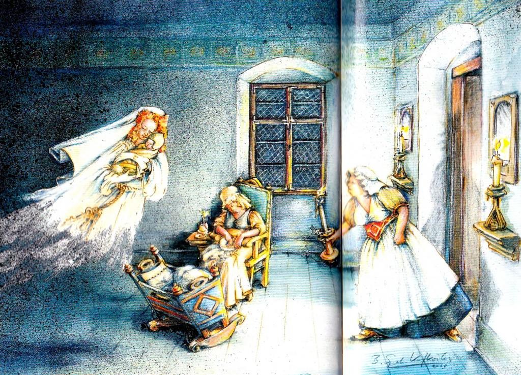 Легенда о Белой даме