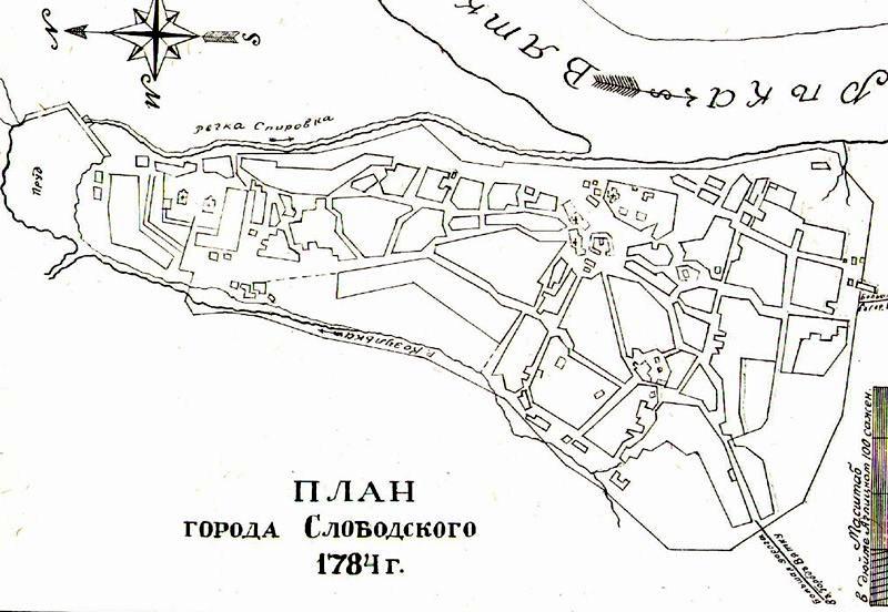 План 1784