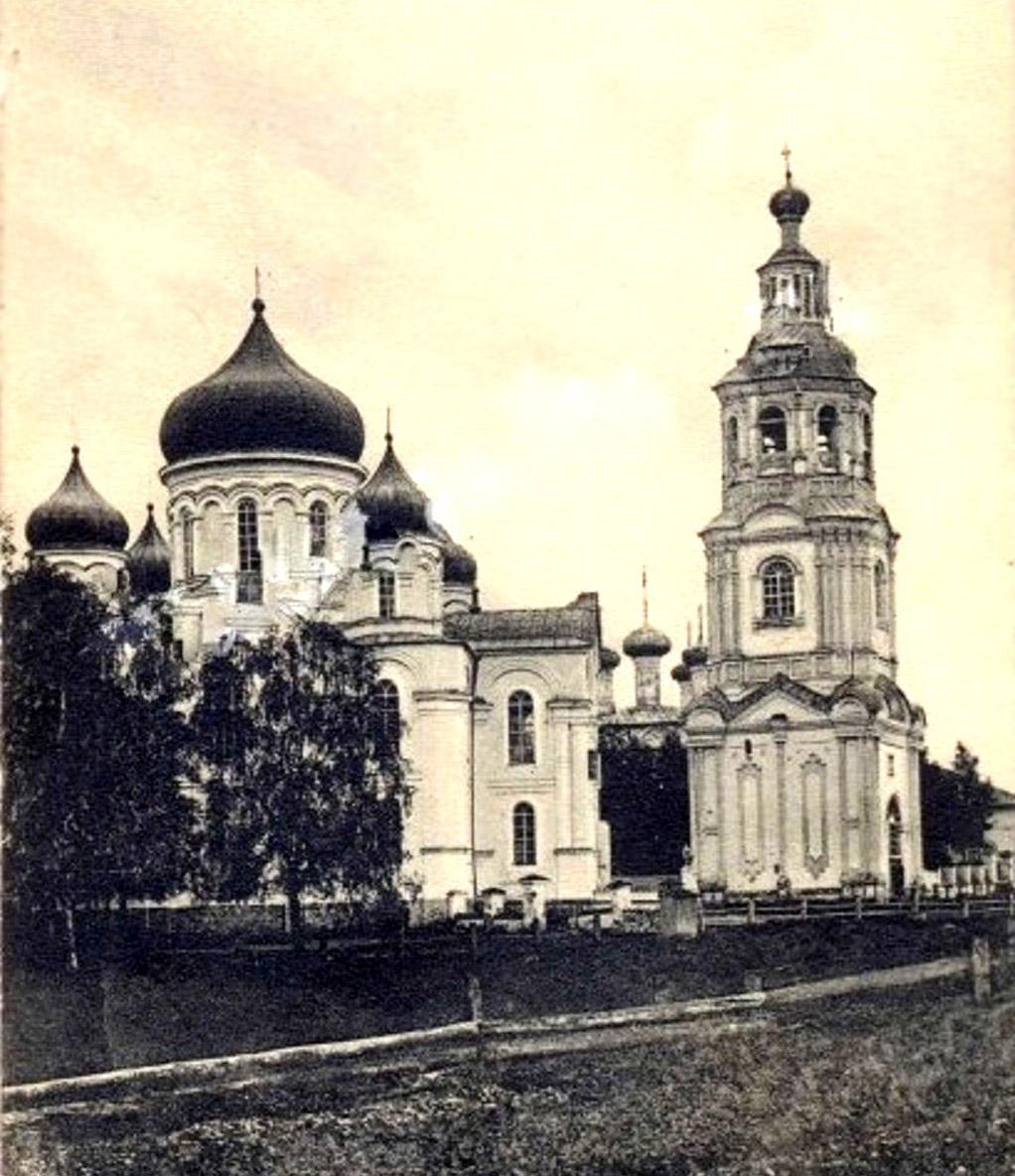 Собор Екатерининиский -Слободской