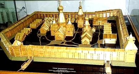 план города 1805 г