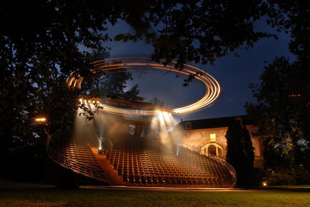 Театр круговой