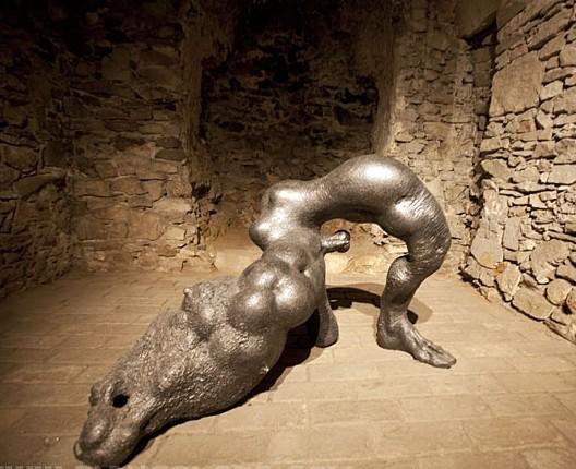 Уроды в подвале замка Крумлова