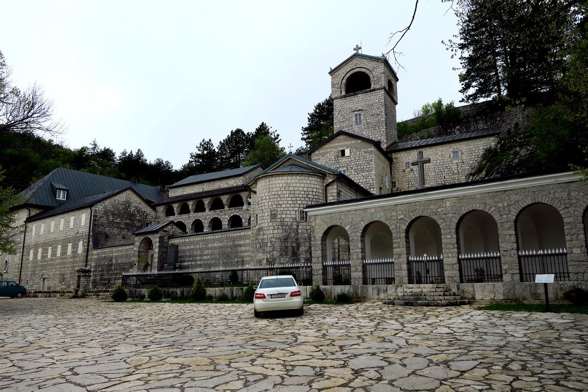 Цетине- мужской монастырь