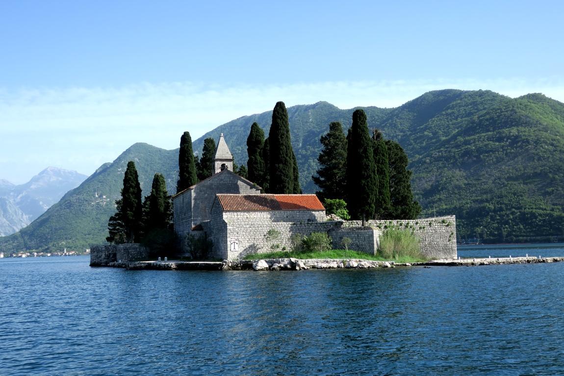 Церковь Св. Георгия - Пераст (Черногория)