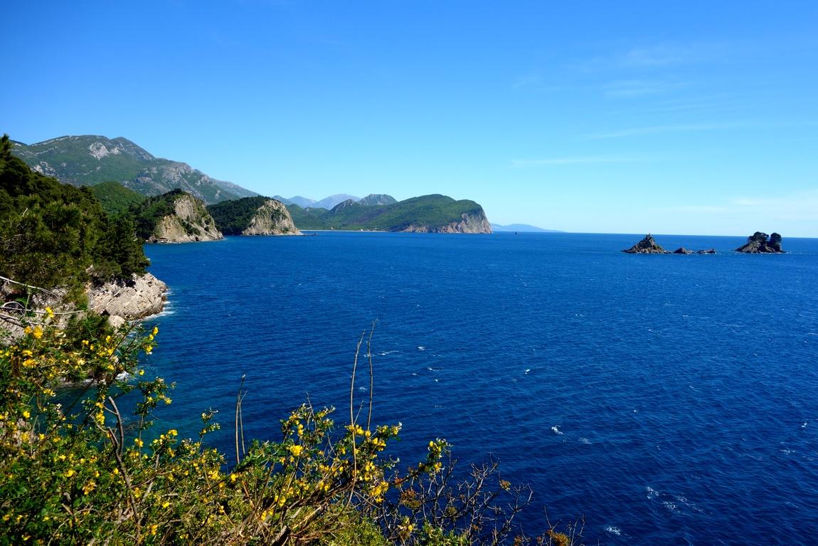 Адриатическое море (Черногория)