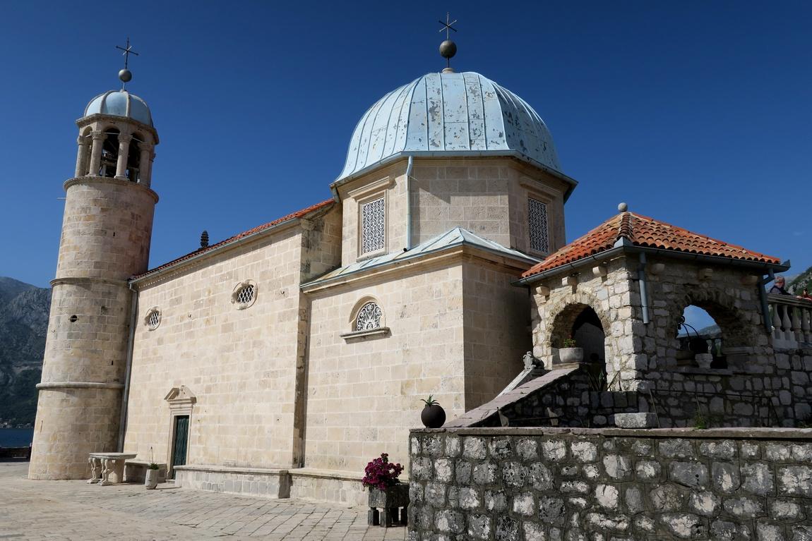 Церковь Пресвятой Богородицы - Пераст (Черногория)
