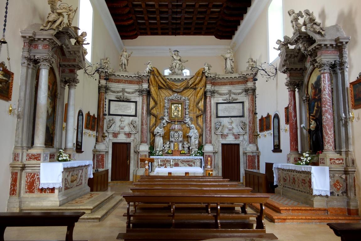 Церковь Св. Марии Котор (Черногория)
