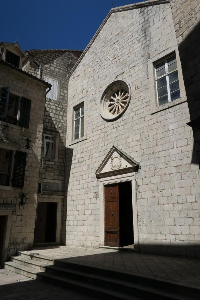 Храм Св. Николая в Старом Граде г.Котор