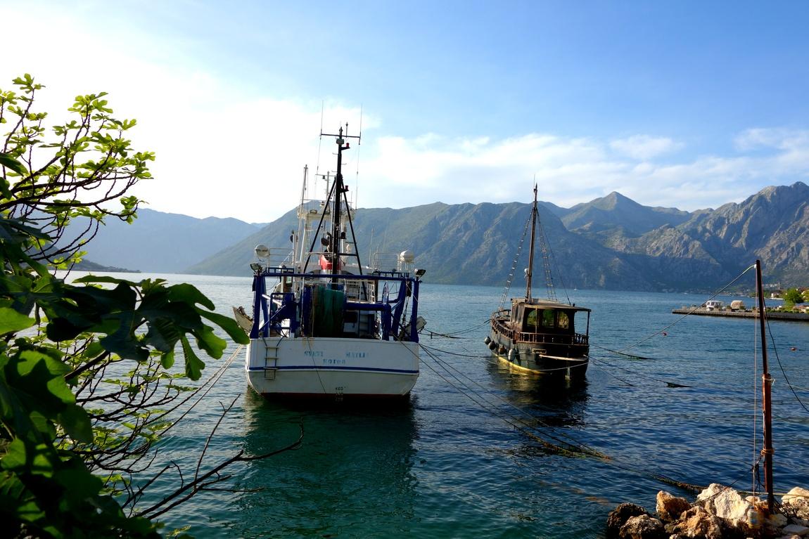 Боко-Которская бухта (Черногория)