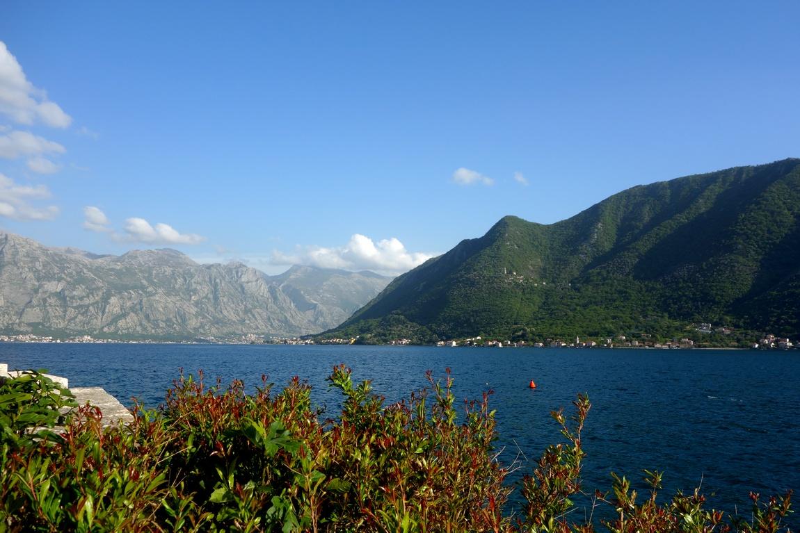 (Черногория) - Боко-Которский залив