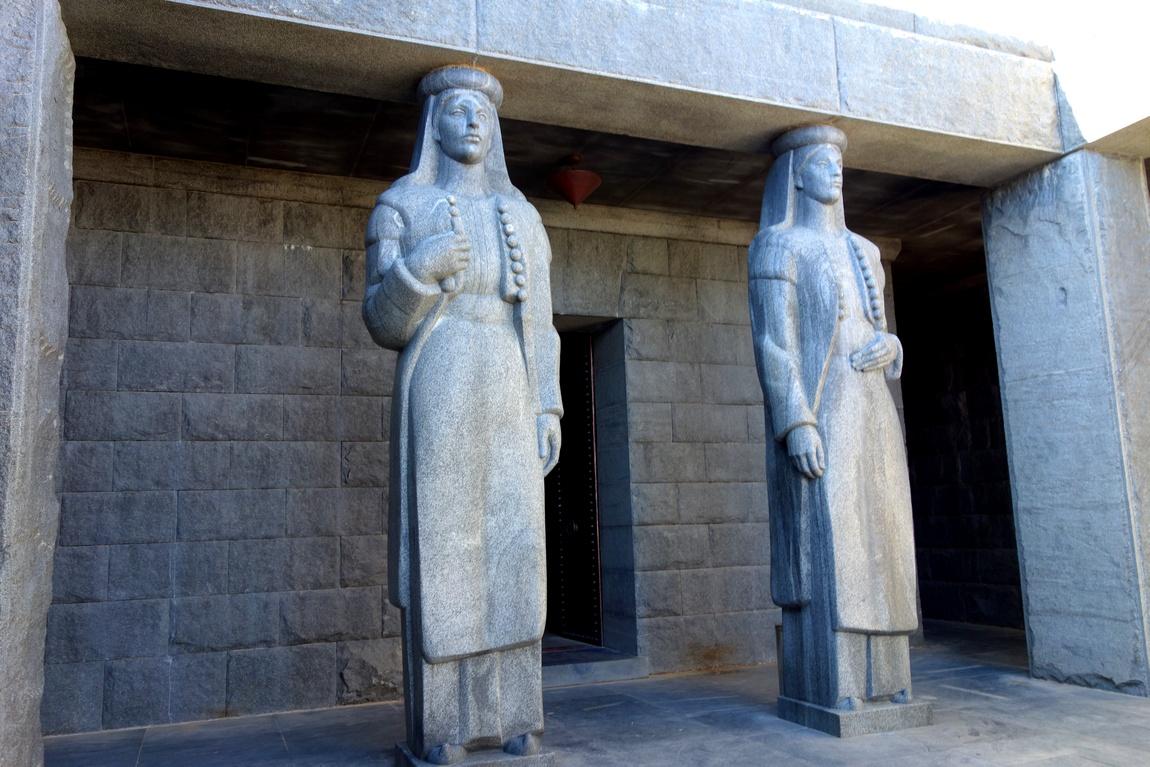 Мавзолей Негоша в Черногории