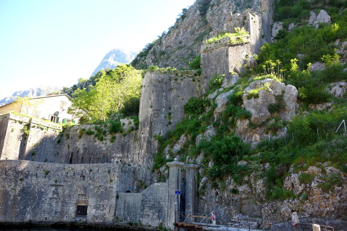 Черногория - крепость Св. Иоанна