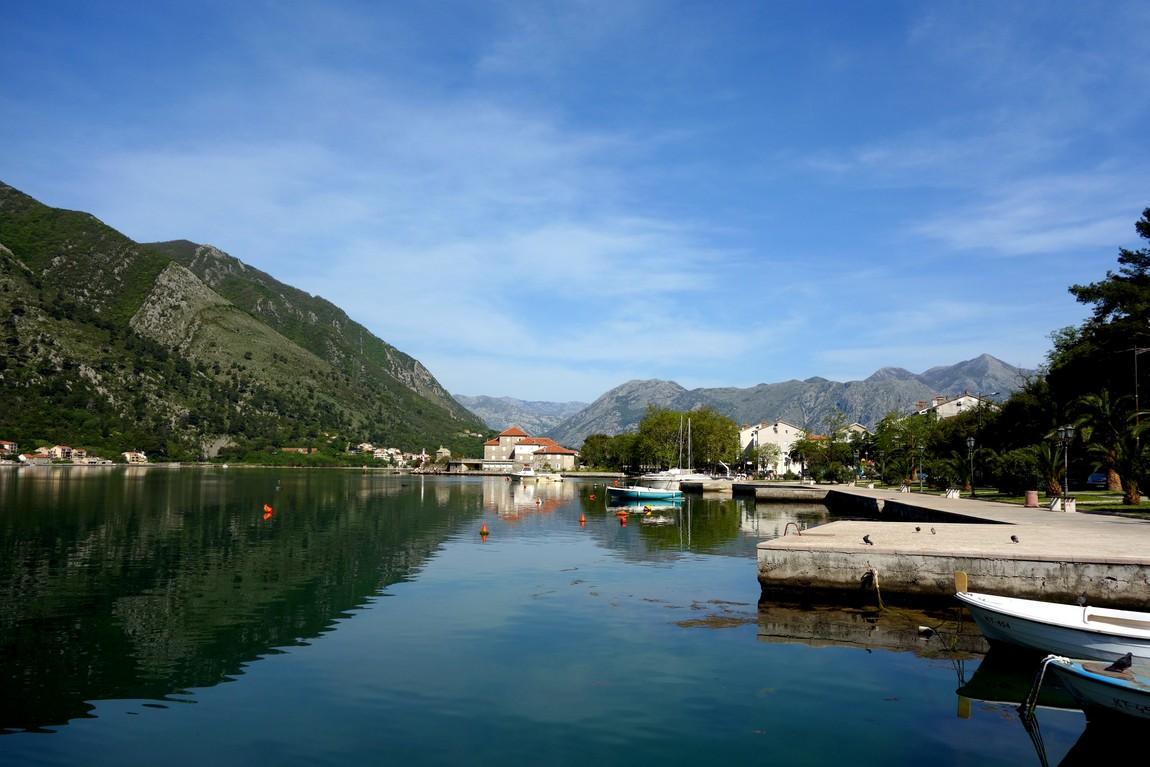 Боко-Которский залив -Черногория
