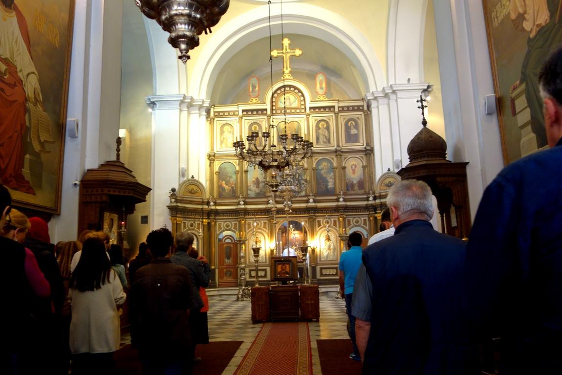 Храм Св. Николая в Старом городе Котор (Черногория)