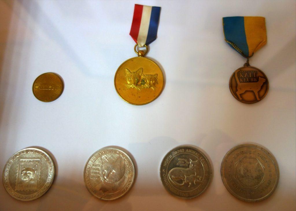 Медали для кошек (Черногория)