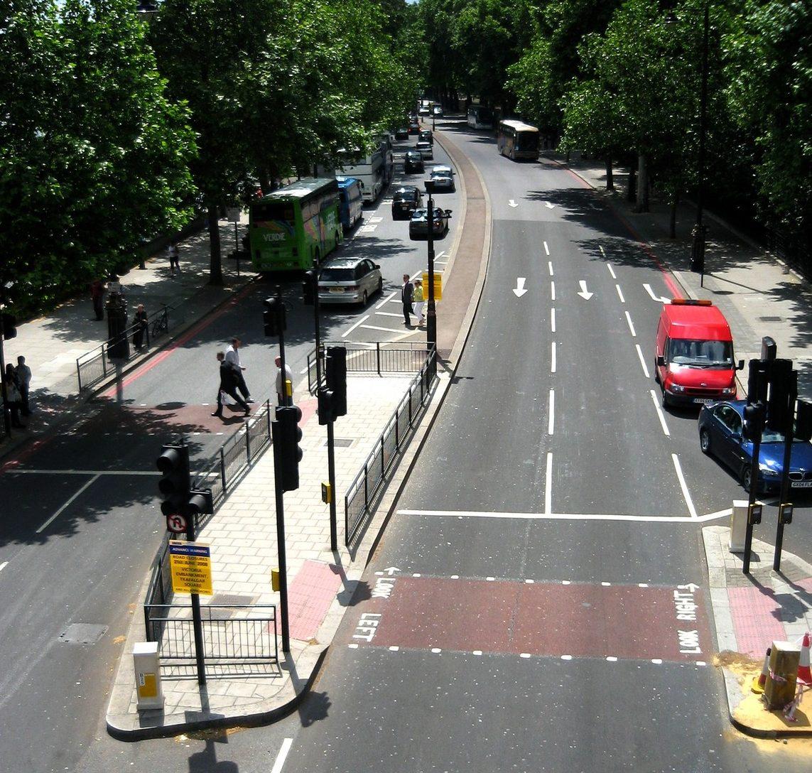 Дороги Лондона