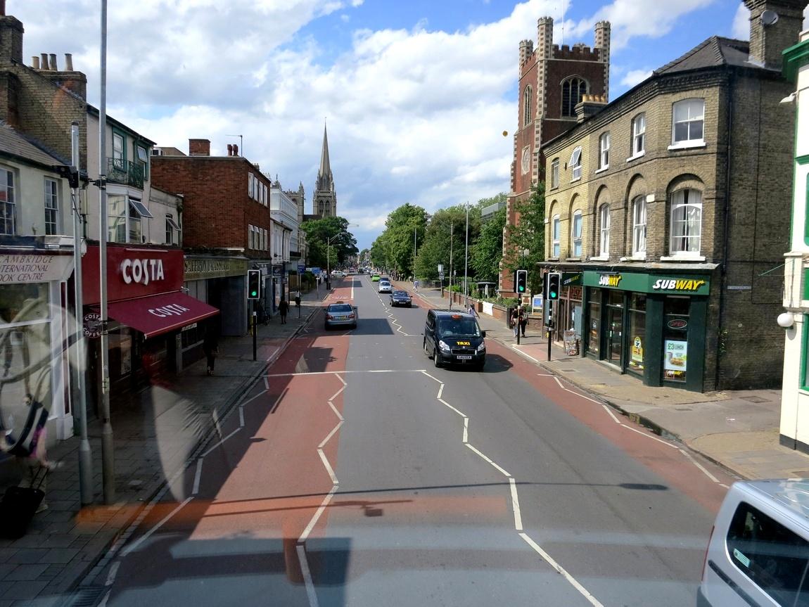 Оксфорд-дороги