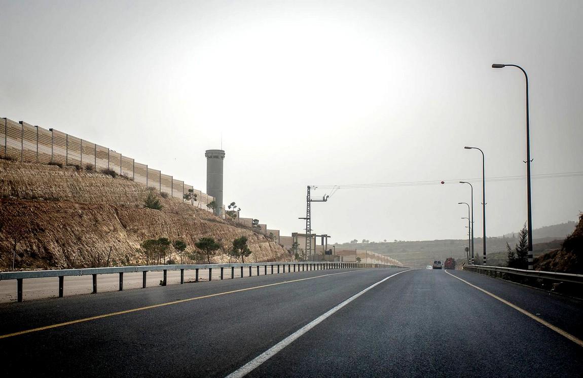 Дороги Палестины