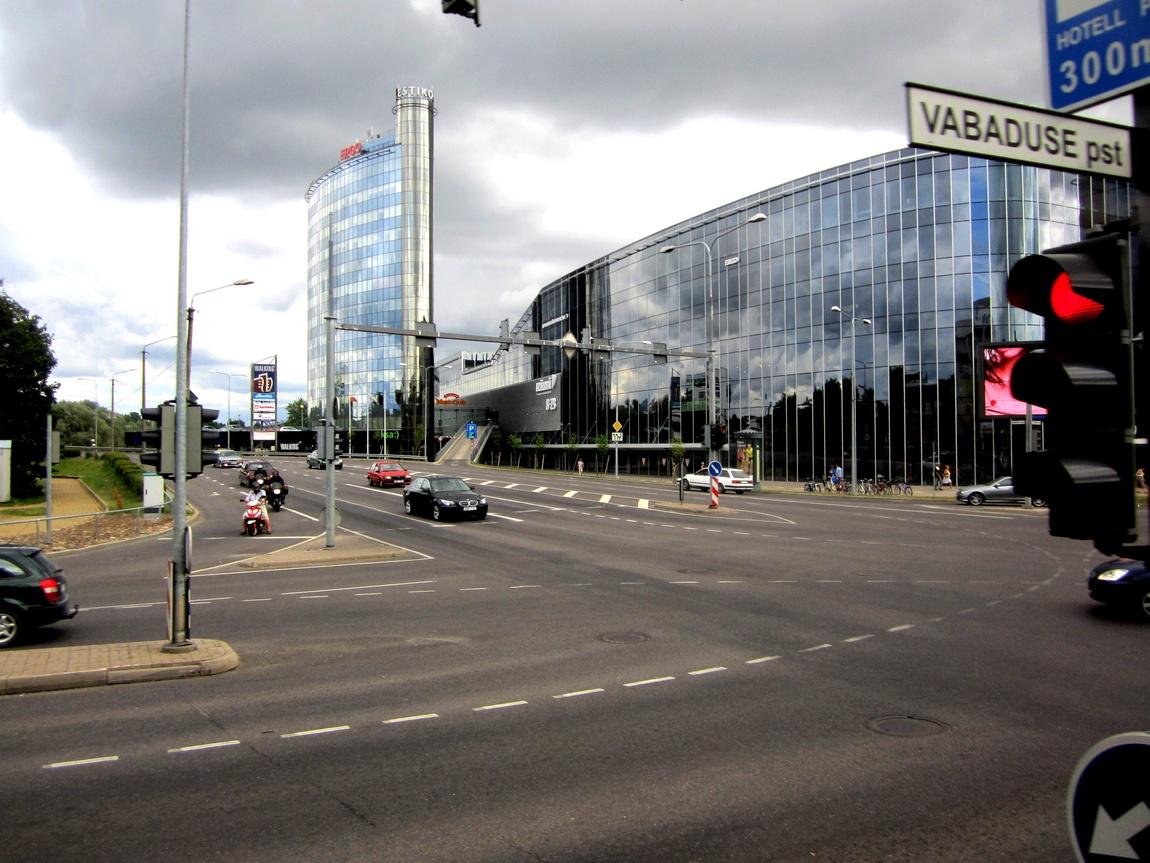 Дороги Таллина