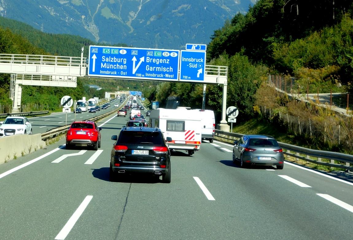 Дорога Австрии