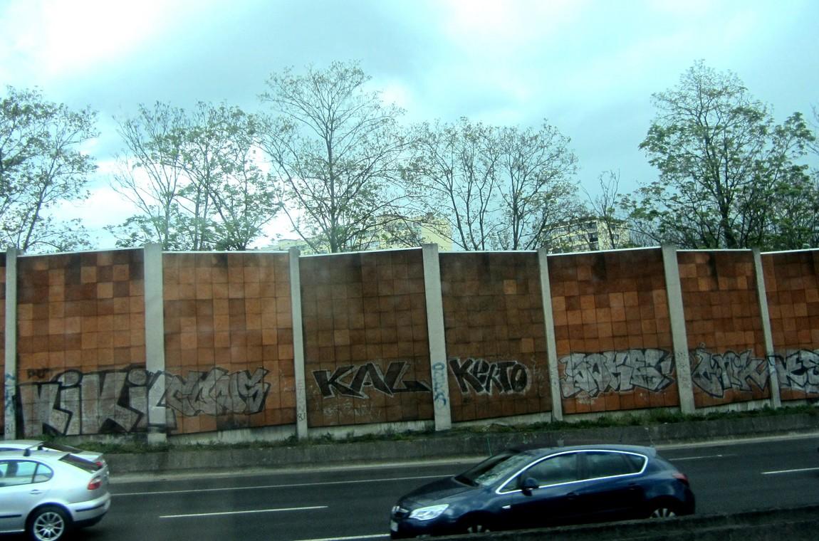 Шумоизоляция дороги во Франции