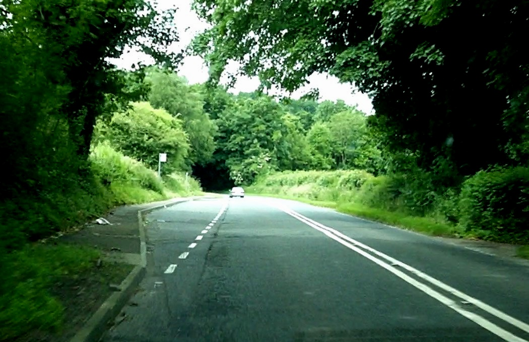 дорога в Англии