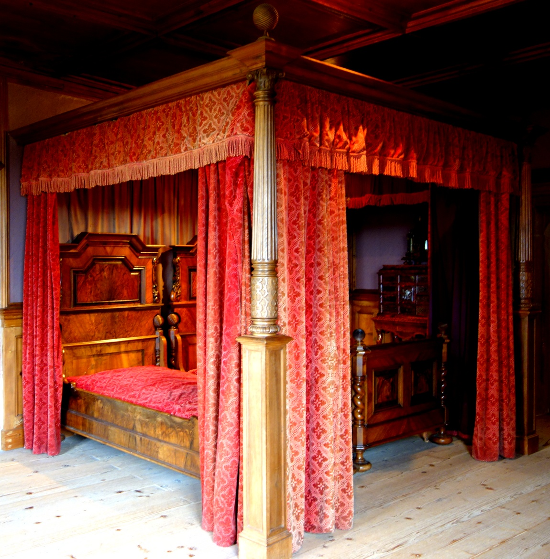 Мебель в замке Роз - Австрия